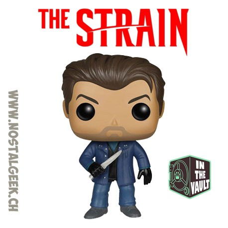 Funko Pop! Television The Strain - Dr. Ephraim Goodweather Vaulted Vinyl Figure