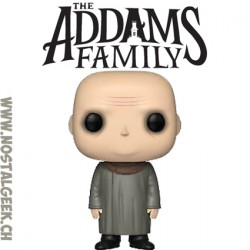 Funko Pop Television The Addams Family Wednesday Addams (Black & White) Edition Limitée