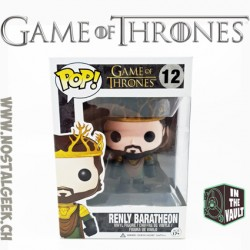 Funko Pop! Game of Thrones Renly Baratheon (Vaulted) Sans boîte