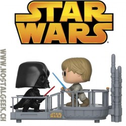 Funko Pop Star Wars Movie Moments Cloud City Duel Edition Limitée
