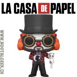 Funko Pop Television La Casa de Papel El Profesor
