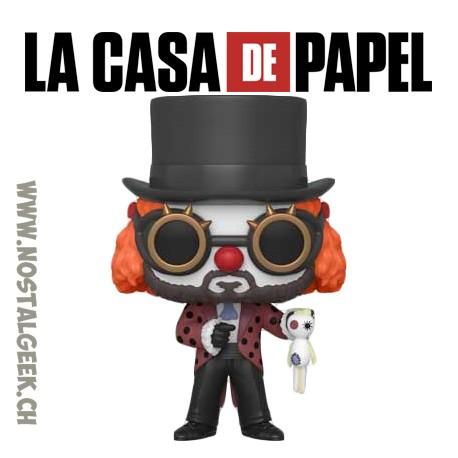 Funko Pop Television La Casa de Papel El Profesor Vinyl Figure