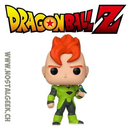 Funko Pop Dragon Ball Z Android 16 Vinyl Figure