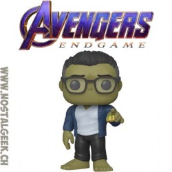Funko Pop Marvel Avengers Endgame Hulk (with Tacos) Vinyl Figure