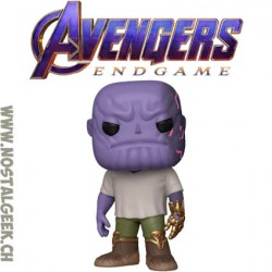 Funko Pop Marvel Avengers Endgame Thanos in the Garden Vinyl Figure