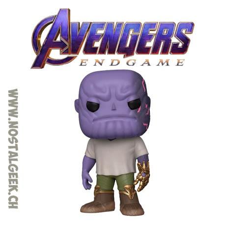 Funko Pop Marvel Avengers Endgame Thanos in the Garden Vinyl Figure