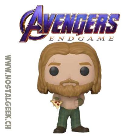 Funko Pop Marvel Avengers Endgame Bro Thor Vinyl Figure