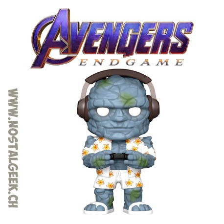 Funko Pop Marvel Avengers Endgame Korg (Gamer) Vinyl Figure