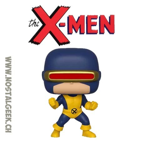 Funko Marvel 80th Anniversary X-Men First Appearance Cyclops