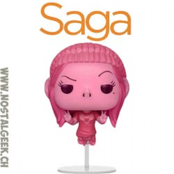 Funko Pop Comics Saga Izabel Vinyl Figure