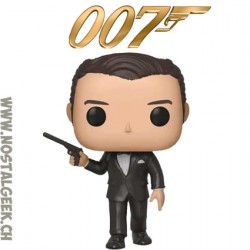 Funko Pop Movies James Bond 007 Pierce Brosnan From Goldeneye vinyl Figure
