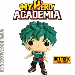 Funko Pop! Anime My Hero Academia Deku (Season 3) Edition Limitée
