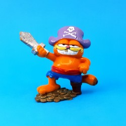 Garfield the cat Pirate second hand Figure.