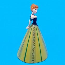 Disney Frozen Anna Green dress second hand Figure