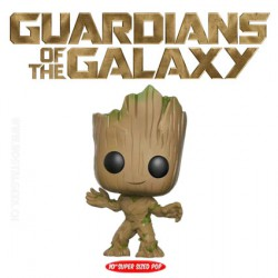"Funko Pop Guardians of the Galaxy: Vol 2 - Groot 10"" Life-Size Vinyl Figure Exclusive"