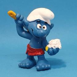 The Smurfs Smurf shower second hand Figure.