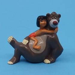 Disney Jungle Book Baloo and Mowgli second hand Figure