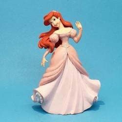 Disney Little Mermaid Ariel in pink dress second hand Figure