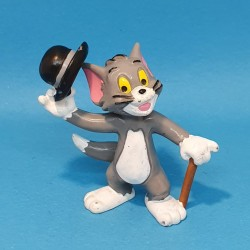 Tom & Jerry - Tom with hat - Bully 1984 second hand Figure