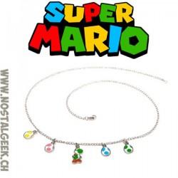 Super Mario Collier Yoshi et oeufs