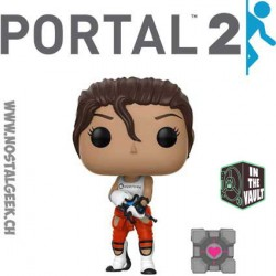 Funko Pop Games Portal 2 Chell Vinyl Figure