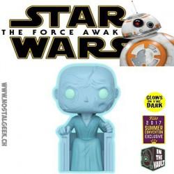 Funko Pop! 15 cm SDCC 2017 Star Wars Supreme Leader Snoke Phosphorescent Edition Limitée Vaulted