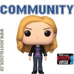 Funko Pop NYCC 2019 Television Community Britta Perry Exclusive Vinyl Figure