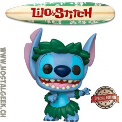 Funko Pop Disney Lilo & Stitch - Stitch Hula Exclusive Vinyl Figure