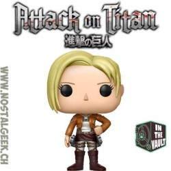 Funko Pop Anime Attack on Titan Annie Leonhart Vaulted