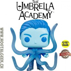 Funko Pop The Umbrella Academy Ben Hargreeves (Glow in the Dark) Exclusive Vinyl Figure