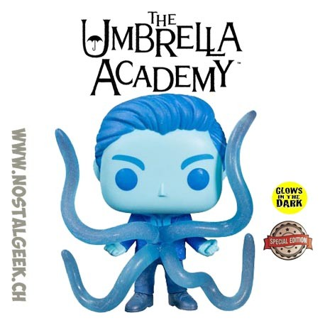 Funko Pop The Umbrella Academy Ben Hargreeves Phosphorescent Edition Limitée