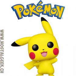Funko Pop Pokemon Pikachu (Waving)