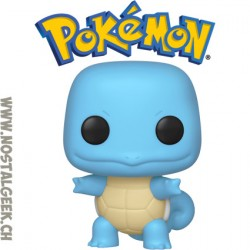 Funko Pop Pokemon Squirtle (Carapuce)