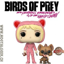 Funko Pop Movies Birds of Prey Harley Quinn Broken Hearted Exclusive Vinyl Figure