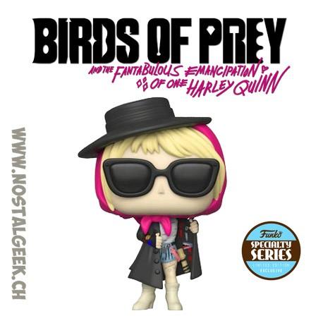 Funko Pop Films Birds of Prey Harley Quinn Incognito Edition Limitée