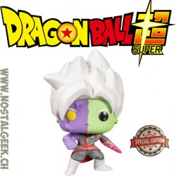 Funko Pop Dragon Ball Super Fused Zamasu (Enlargement) Edition Limitée
