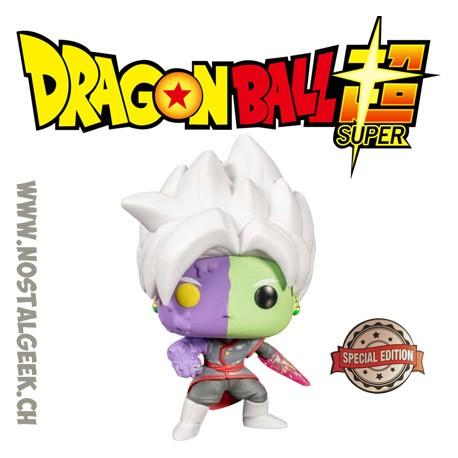 Funko Pop Dragon Ball Super Fused Zamasu (Enlargement) Edition Limitée