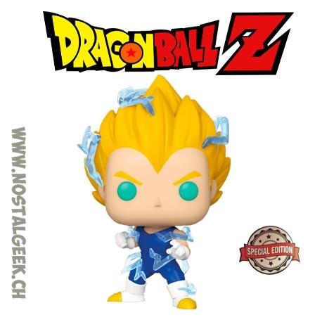 Funko Pop Dragon Ball Z Super Saiyan 2 Vegeta Edition Limitée