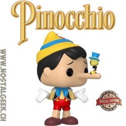 Funko Pop Disney Pinocchio (Lying) Edition Limitée