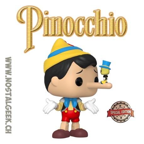 Funko Pop Disney Pinocchio (Lying) Exclusive Vinyl Figure