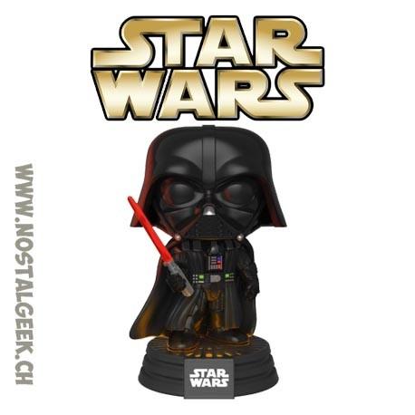 Funko Pop! Star Wars Darth Vader Lights & Sound Vinyl Figure