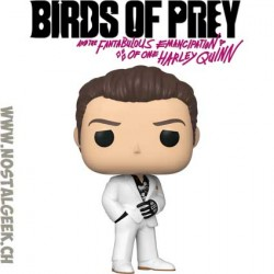 Funko Pop Films Birds of Prey Roman Sionis Vinyl Figure