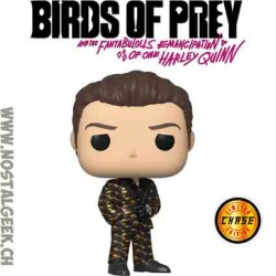 Funko Pop Films Birds of Prey Roman Sionis (Black and Gold) Chase Limited Edition Vinyl Figure
