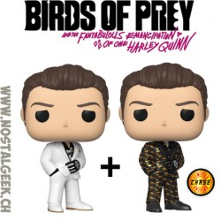 Bundle of 2 Funko Pop Movies Birds of Prey Roman Sionis Vinyl Figures