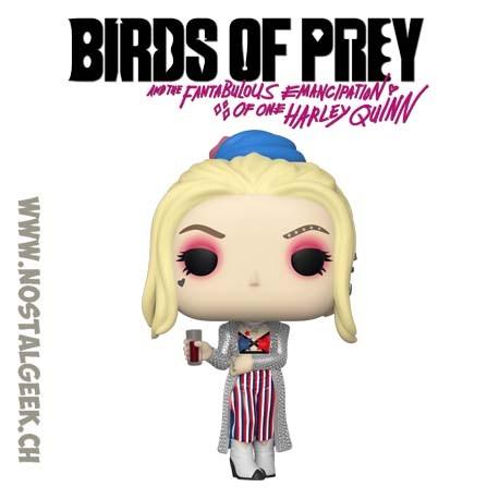 Funko Pop Films Birds of Prey Harley Quinn Black Mask Club