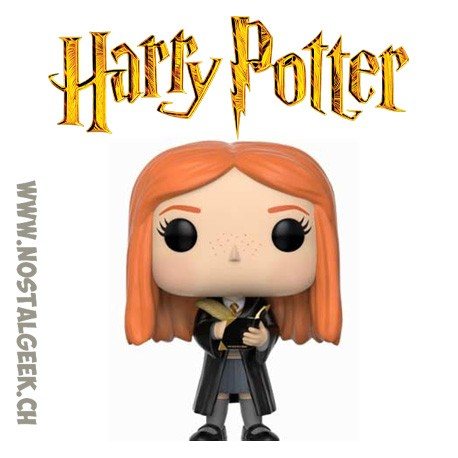 Funko Pop Films Harry Potter Ginny Weasley (w/ Tom Riddle Diary) Vinyl Figure