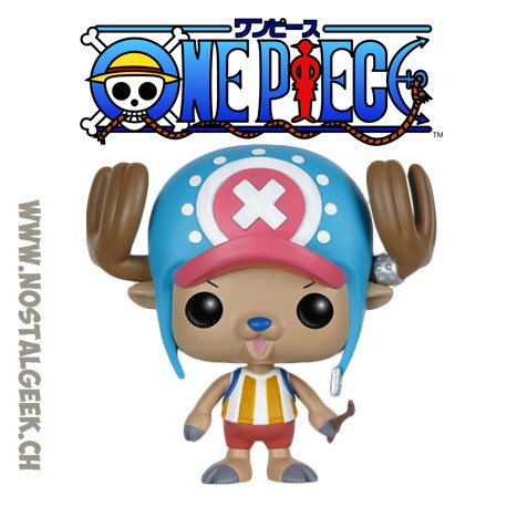 Funko Pop! Anime One Piece Tony Tony Chopper Vinyl Figure