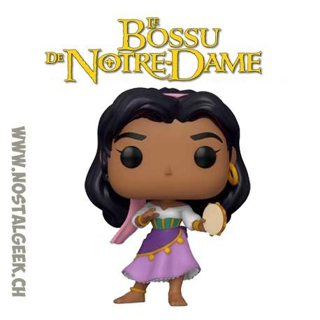 Funko Disney Le Bossu de Notre Dame Esmeralda
