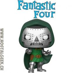 Funko Pop Marvel Fantastic Four Doctor Doom Vinyl Figure