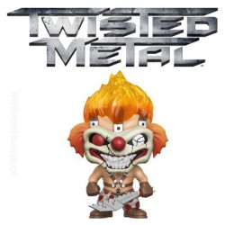 Funko Pop! Jeux Vidéo Twisted Metal Sweet Tooth